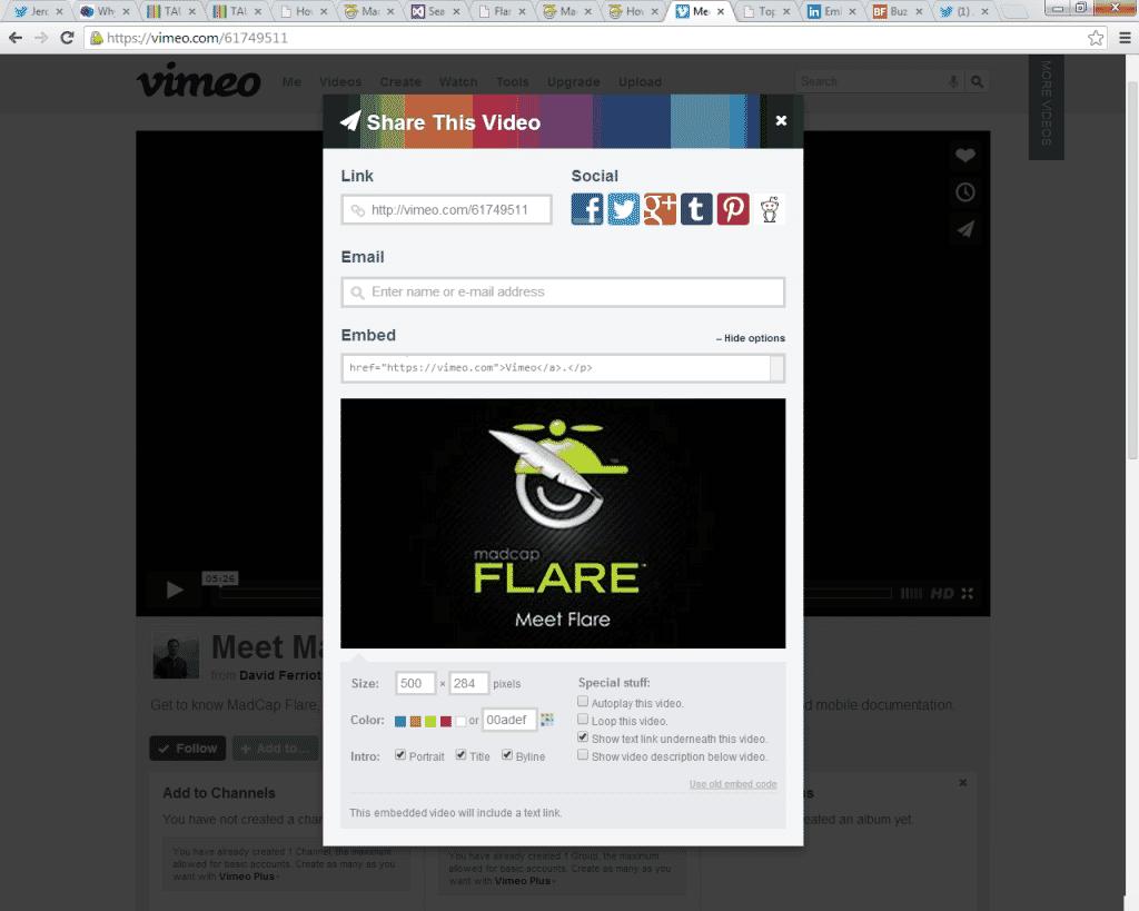 Vimeo_Share_Options