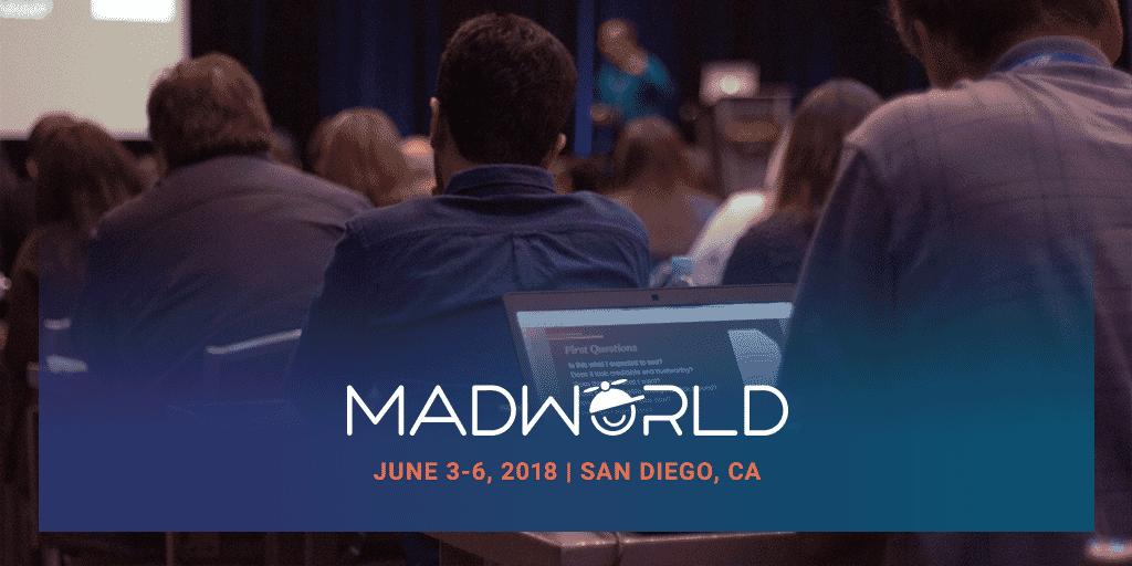 MadWorld 2018 Banner