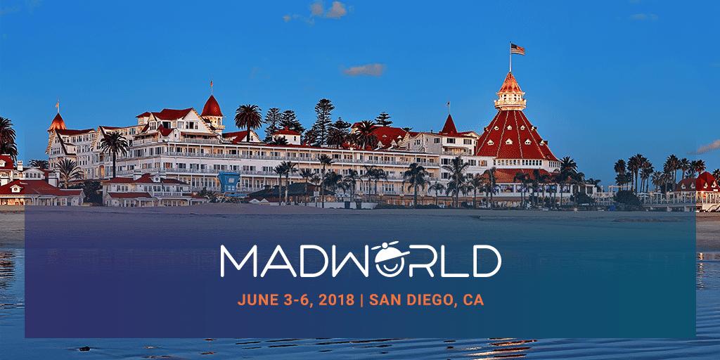MadWorld San Diego Banner