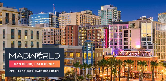 MadWorld San Diego 2019: Banner