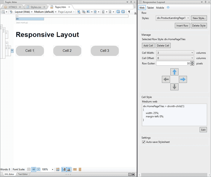 How to Customize Your Responsive Outputs with MadCap Flare's