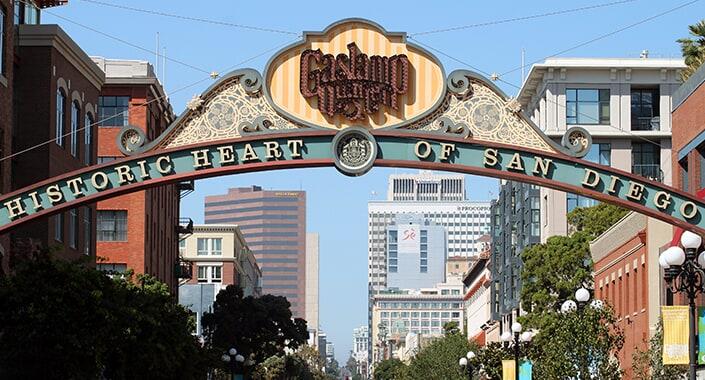 MadWorld 2019 San Diego - Gaslamp Quarter