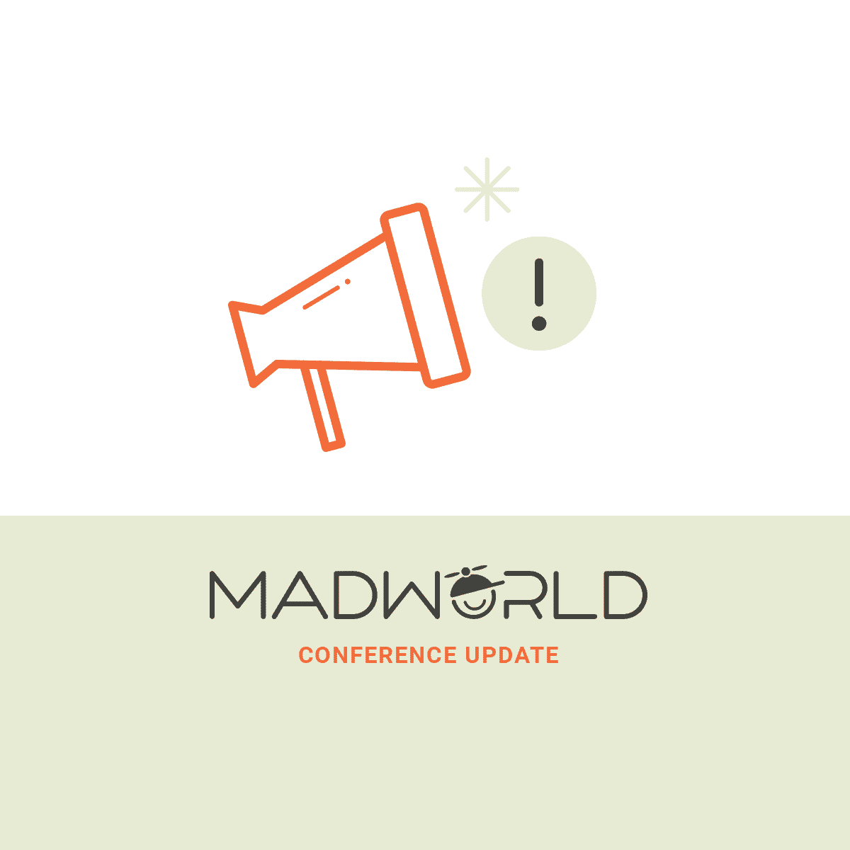 conference update madworld