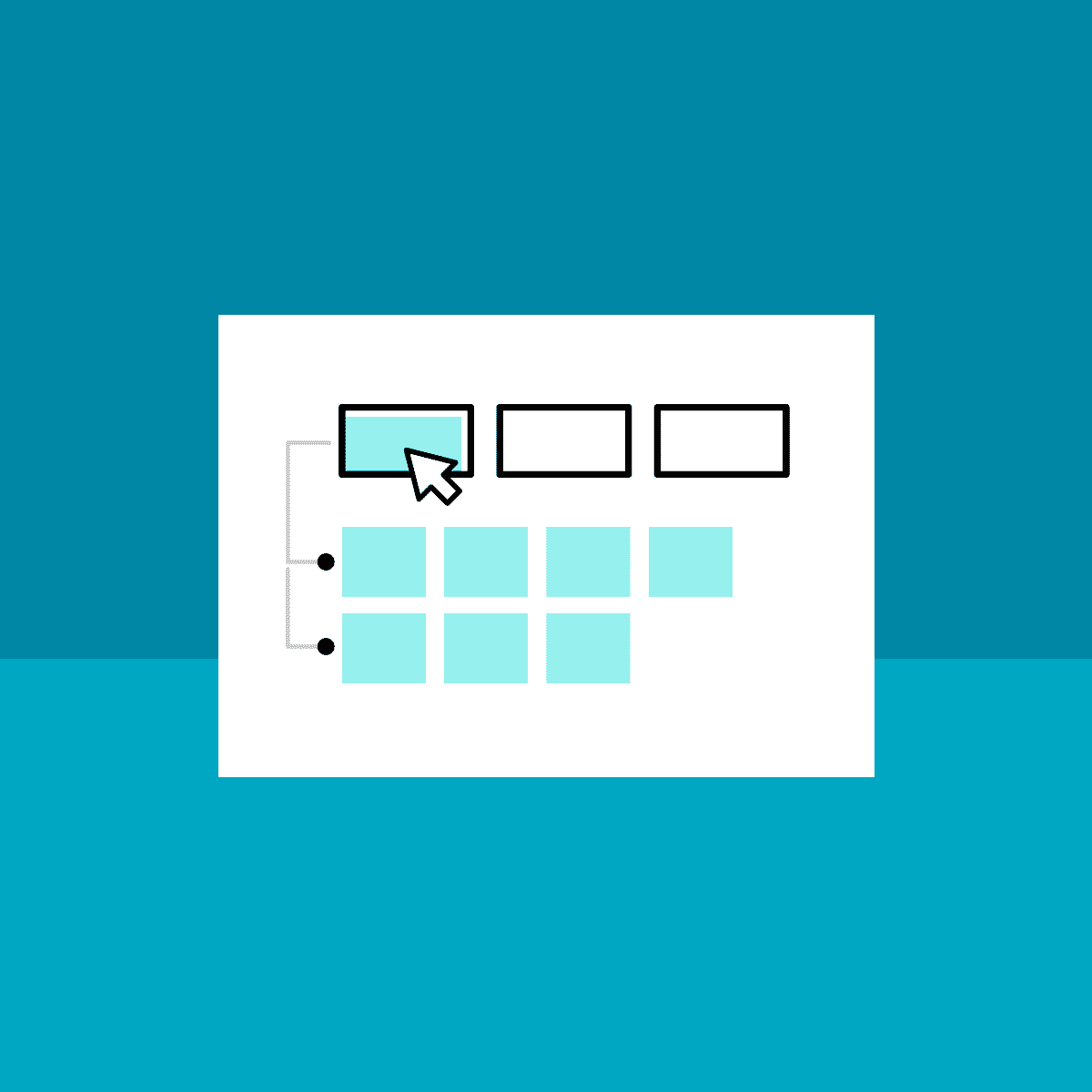 live filtering illustration