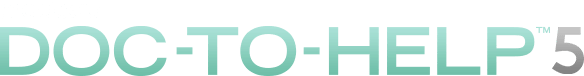 Doc-To-Help 5 logo