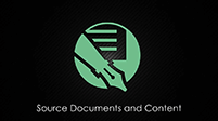 Source Documents And Content in Doc-To-Help