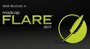 New Release Now Available: MadCap Flare 2017