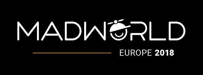MadWorld Europe 2018 Banner