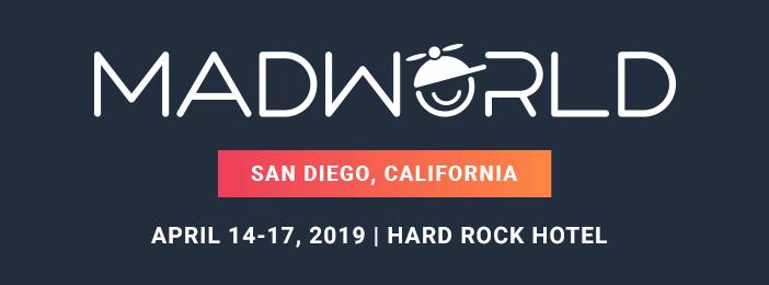 MadWorld 2019 San Diego Banner
