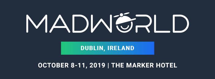 MadWorld 2019 Dublin Banner