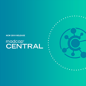 What's New in MadCap Central April 2019 Release, by Jennifer Morse