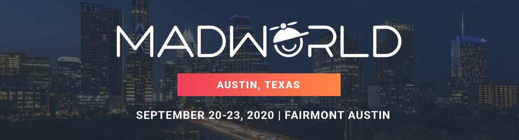 MadWorld Austin Banner