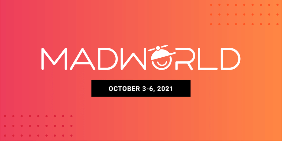 MadWorld Austin 2021 Banner