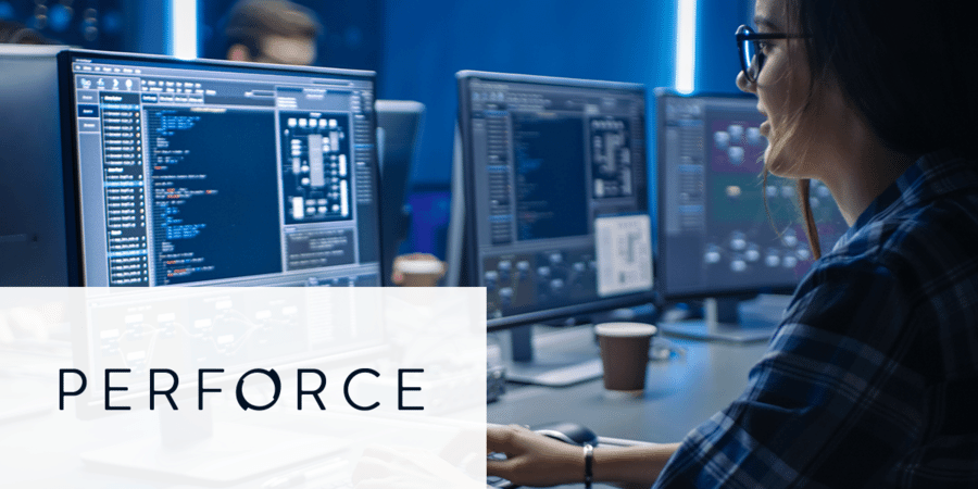 Perforce Banner