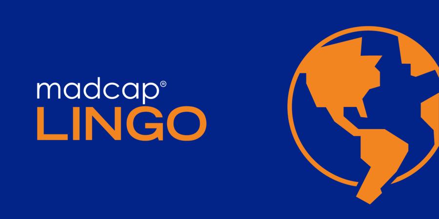 MadCap Lingo Banner