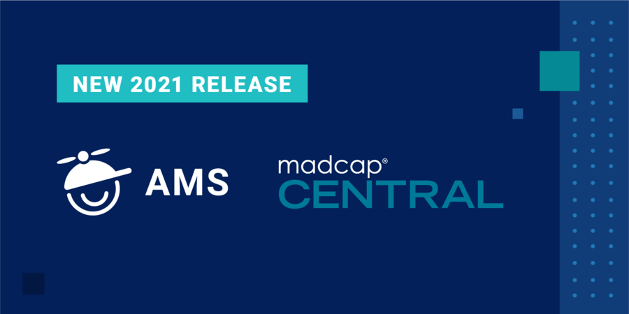 MadCap AMS and Central Release