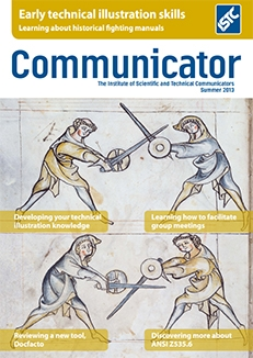 Communicator Summer 2013 cover
