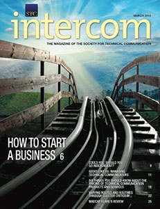 intercom March 2013 cover