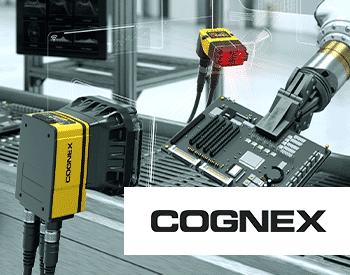 Cognex Banner