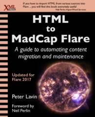 HTML to MadCap Flare