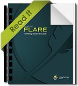 MadCap Flare Getting Started Guide Icon