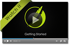 MadCap Flare Getting Started Video Icon