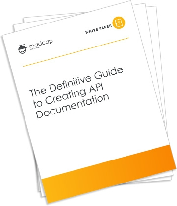 White Paper: The Definitive Guide to Creating API Documentation