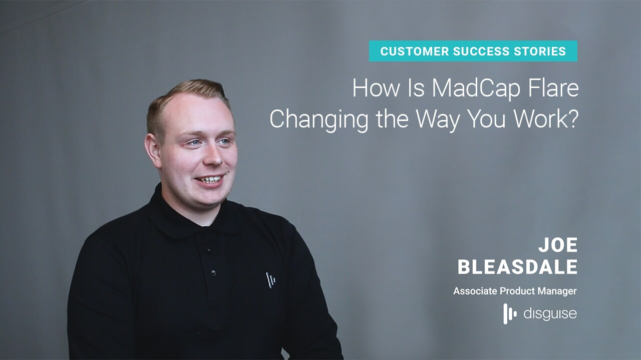 MadCap Software: Changing the way you work