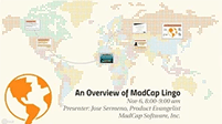 An Overview of MadCap Lingo