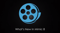 What's New in MadCap Mimic 8