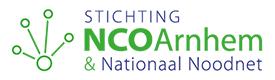 Stichting NCO Arnhem & Nationaal Noodnet Foundation logo
